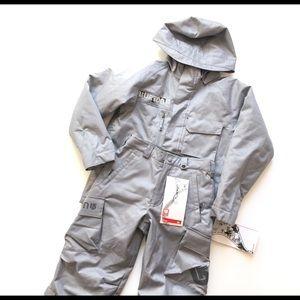 Burton Boys 2 piece ski suit snow jacket & pants